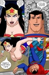 Justice Hentai 3 image 17
