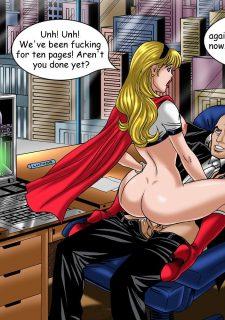 Justice Hentai- Superman,Batman image 31
