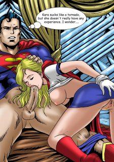 Justice Hentai- Superman,Batman image 45