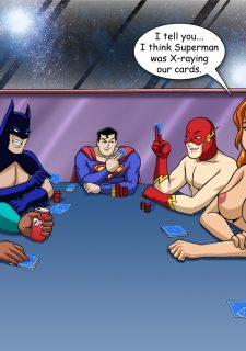 Justice Hentai- Superman,Batman image 51