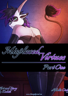 [Kadath] Misplaced Virtues Collected Edition image 02