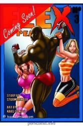 Kaos Flex Appeal 2 porn comics 8 muses