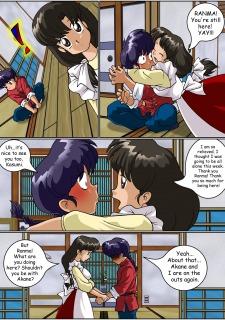 Keeping it clean- Ranma Hentai image 08