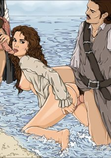 Keira Knightley Pirates- Sinful image 7