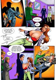 Kinky Comic Convention Malenkaya image 10