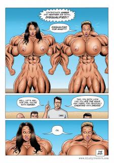 KinkyRocket- Growth Contest porn comics 8 muses
