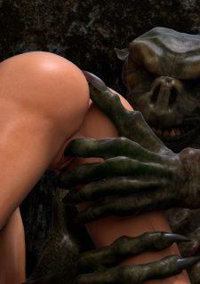 Knight Elaine- Demon Kingdom-Hibbli3D image 15