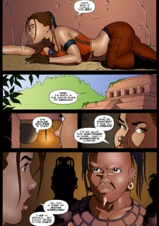 Lara Craft- The Time Raider,James Lemay porn comics 8 muses