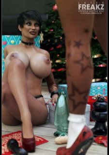 Latex Freaks- Kringle All the Way image 10
