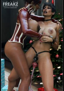 Latex Freaks- Kringle All the Way image 12