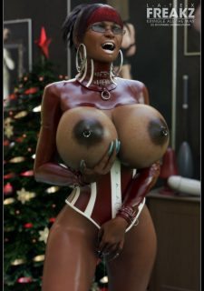 Latex Freaks- Kringle All the Way image 14