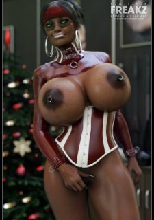 Latex Freaks- Kringle All the Way image 15