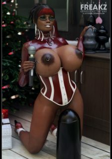 Latex Freaks- Kringle All the Way image 20