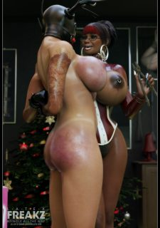 Latex Freaks- Kringle All the Way image 28