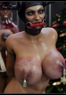 Latex Freaks- Kringle All the Way image 31