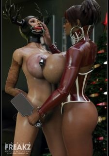 Latex Freaks- Kringle All the Way image 33