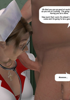 Laura Croft – Naughty Nurse 3dpinupgirls image 29