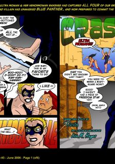 League Of Amazing Women 3-4 image 02