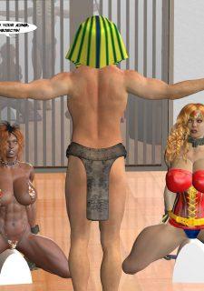 League of Guardians 9- Hip Comix image 18