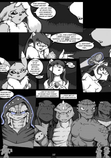 The Legend Of Jenny And Renamon 2 (Yawg) porn comics 8 muses