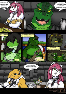 The Legend Of Jenny And Renamon 3 Yawg image 04