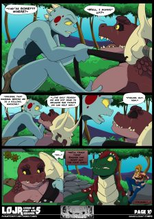 Legend of Jenny And Renamon 5 image 12