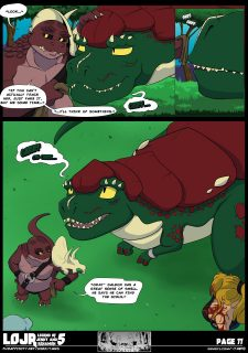 Legend of Jenny And Renamon 5 image 13