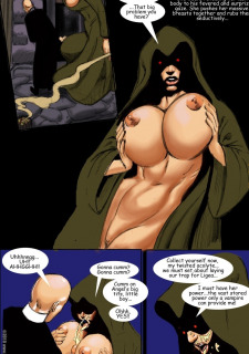 Lige A Vampire Milf Don't Stake Your Life porn comics 8 muses