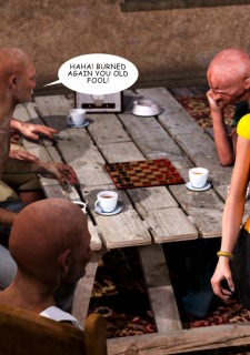 Lost Bet – Petra Helps The Elderly image 8