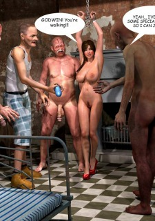 Lost Bet – Petra Helps The Elderly image 124