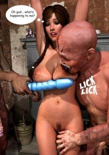 Lost Bet – Petra Helps The Elderly image 132