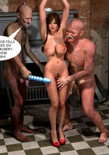 Lost Bet – Petra Helps The Elderly image 133