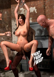 Lost Bet – Petra Helps The Elderly image 135
