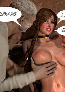 Lost Bet – Petra Helps The Elderly image 145