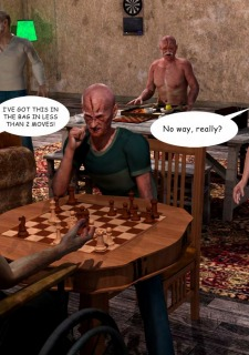 Lost Bet – Petra Helps The Elderly image 19