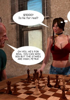 Lost Bet – Petra Helps The Elderly image 23