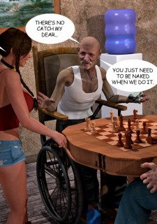 Lost Bet – Petra Helps The Elderly image 26