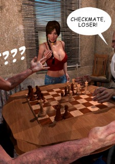 Lost Bet – Petra Helps The Elderly image 30