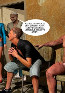 Lost Bet – Petra Helps The Elderly image 36