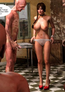 Lost Bet – Petra Helps The Elderly image 53