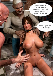 Lost Bet – Petra Helps The Elderly image 69