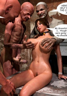 Lost Bet – Petra Helps The Elderly image 71