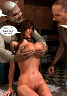 Lost Bet – Petra Helps The Elderly image 76