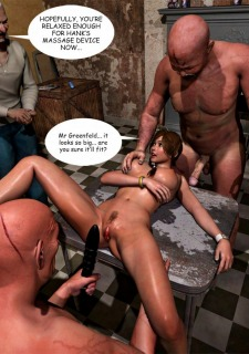 Lost Bet – Petra Helps The Elderly image 88
