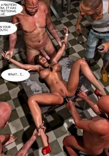 Lost Bet – Petra Helps The Elderly image 96