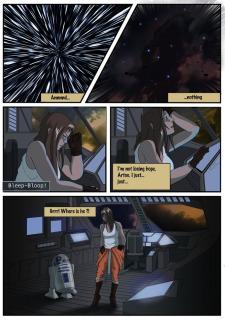 (Lunate) Desolate Jedi Parody porn comics 8 muses