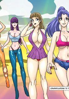 Lustomic- Feminize U (Una Mujer) porn comics 8 muses