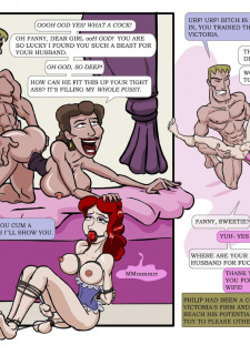 Lustomic- Step Sissy Fanny porn comics 8 muses