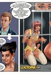 Lustomic- Stonehouse porn comics 8 muses