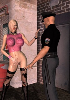 M.C. Issue 01 – Officer Jane porn comics 8 muses